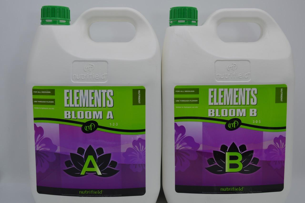 Nutrifield Elements 20L A+B Flower