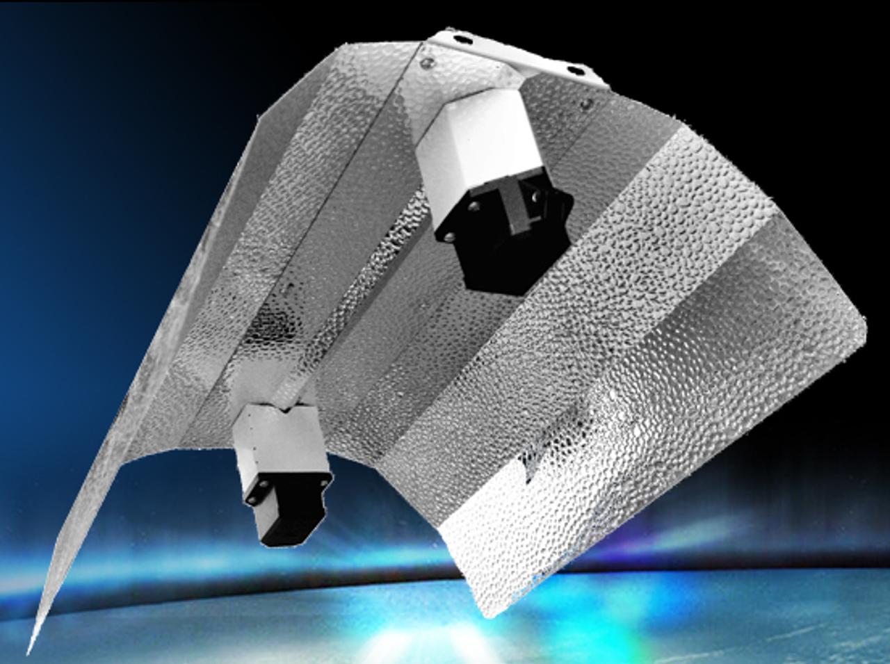 1150DE Kit wing shade Galaxy ballast