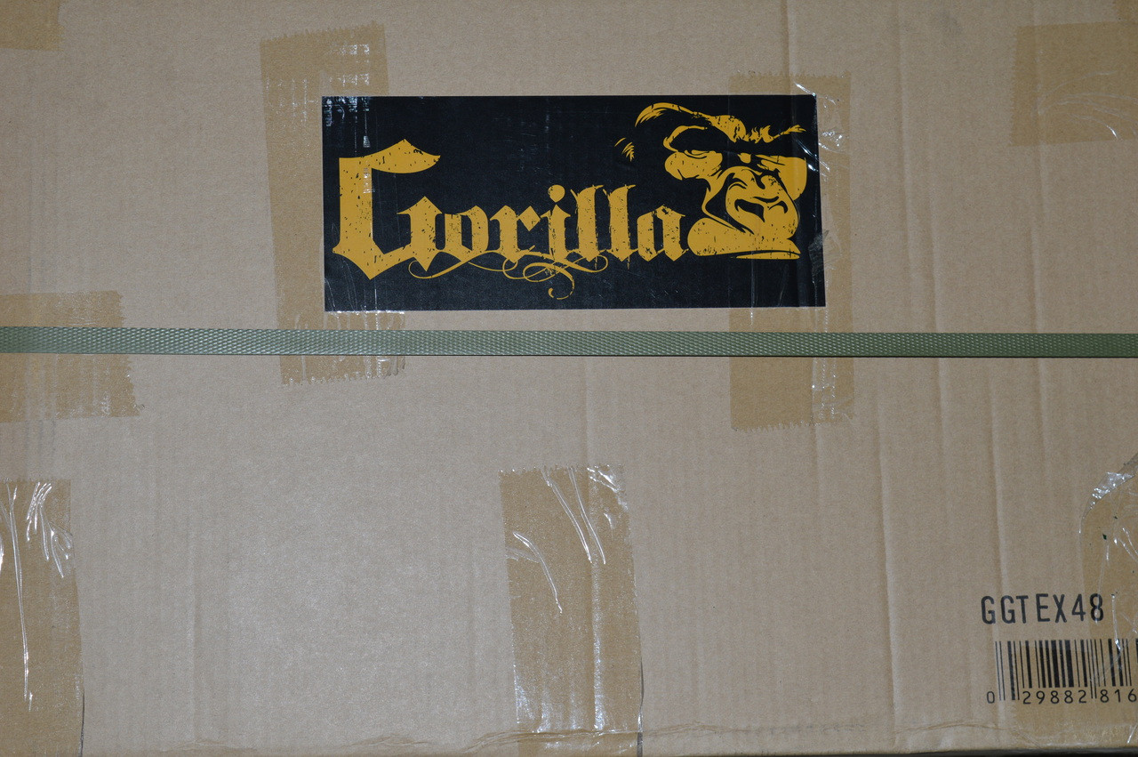 Gorilla Grow Tent Extension Kit 2x4