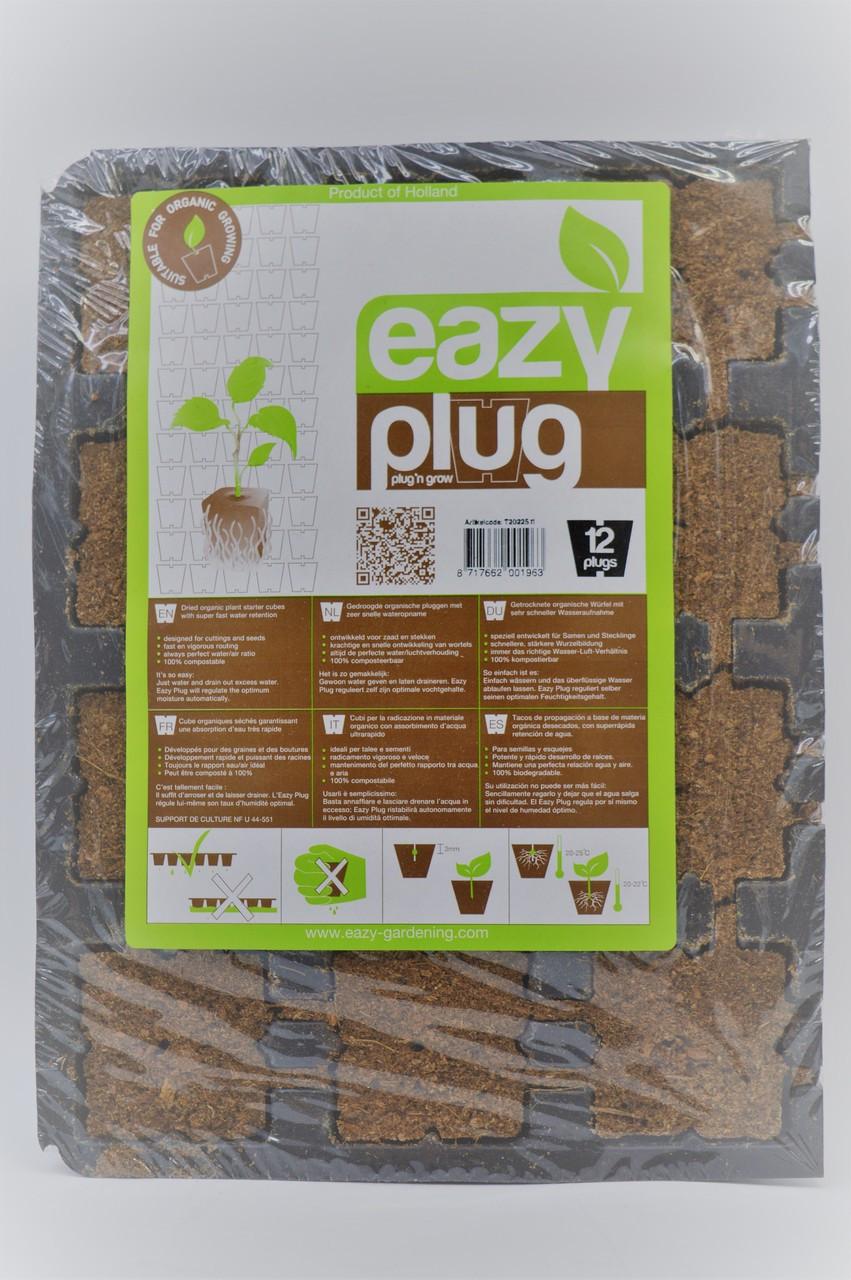 Ezi Plug Cube 12 pack