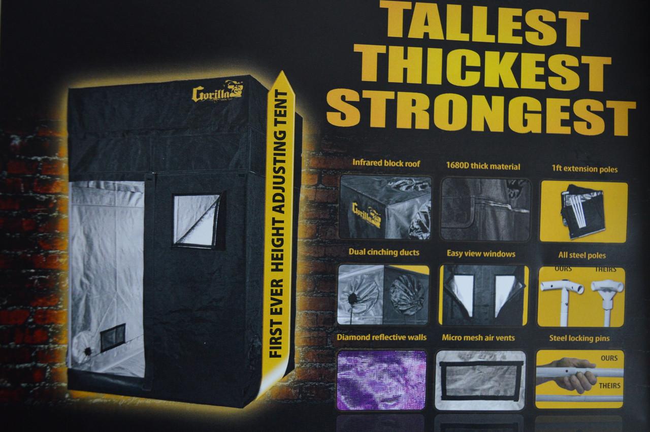 Gorilla Grow Tent 8x16