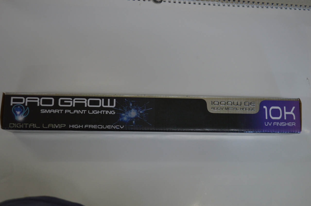 Pro Grow 10K Metal halide 1150w DE Lamp