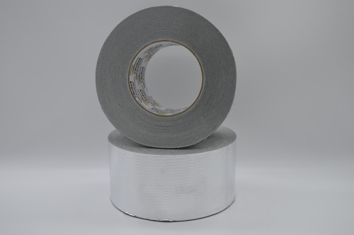 72mm Silver Reinforced Tape