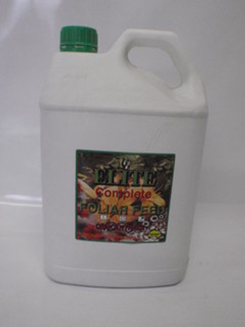 Elite Foliar Feed 5L