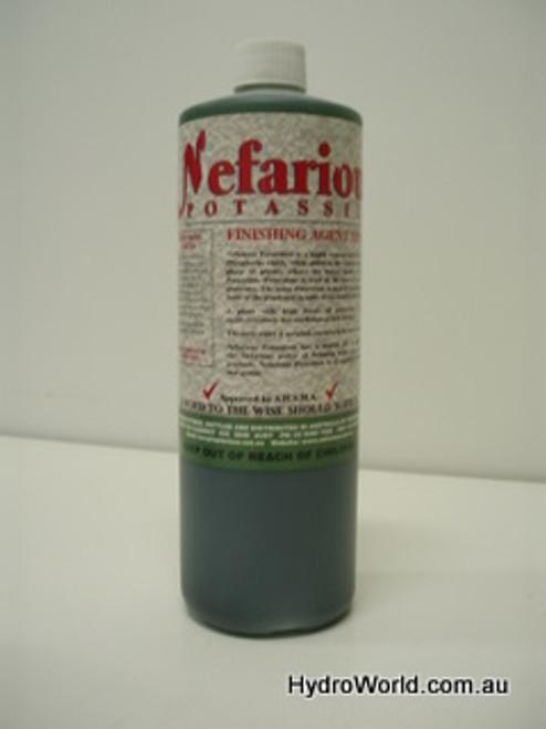 Nefarious Potash 1L