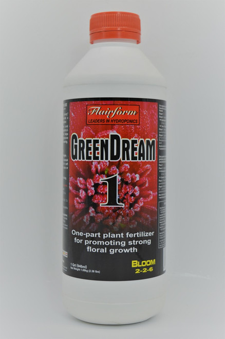 Greendream Single 1L Flower