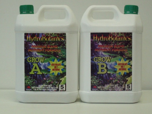 Hydrobotanics Grow 5L