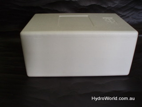 Foam 45L box includes lid