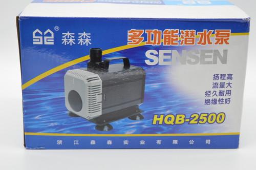 2500 Sen Sen Water Pump