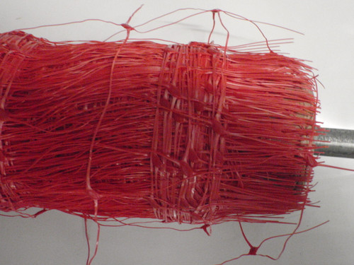 Red Net 1m Wide 120ml Square