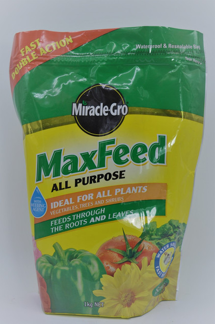 Maxi Crop 1Kg General Purpose Plant food