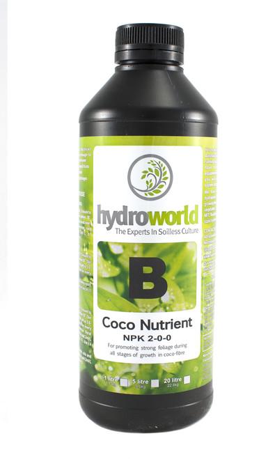 Hydroworld Coco 1L A+B