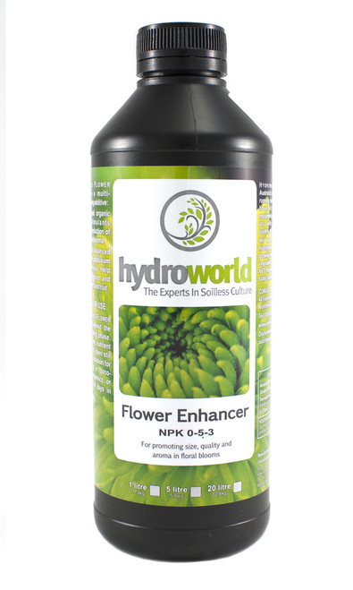 Hydroworld Flower Enhancer 1L