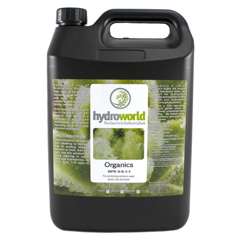 Hydroworld Organic 5L
