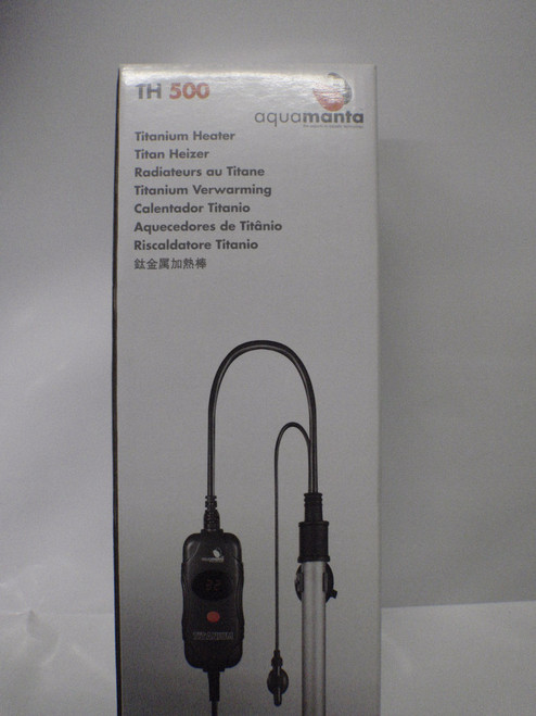 Aquamanta Th500 Titanium Water Heater