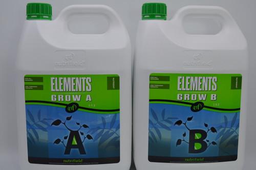 Nutrifield Elements 5L A+B Grow