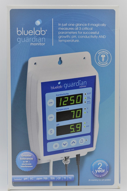 Gaurdian Monitor Blue Lab