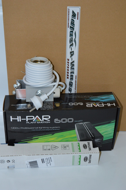 Hi-Par 600w 400v Greenpower Kit