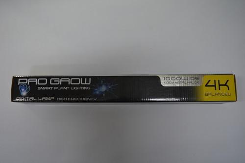 Pro Grow 4K Metal Halide 1150 DE Lamp