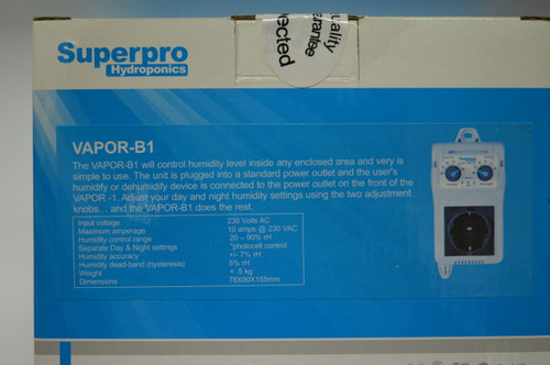 Superpro Vapor-B1 Humidity Controller