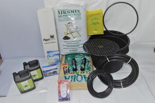 9 pot system kit