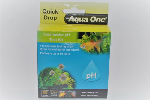 Aqua One PH Test Kit