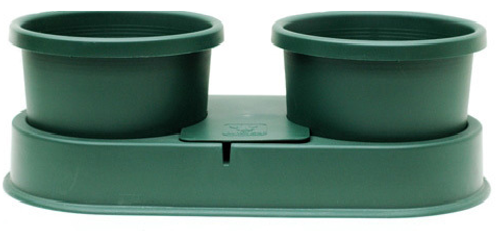 "Autopot Double 10"" Tray/Pots"