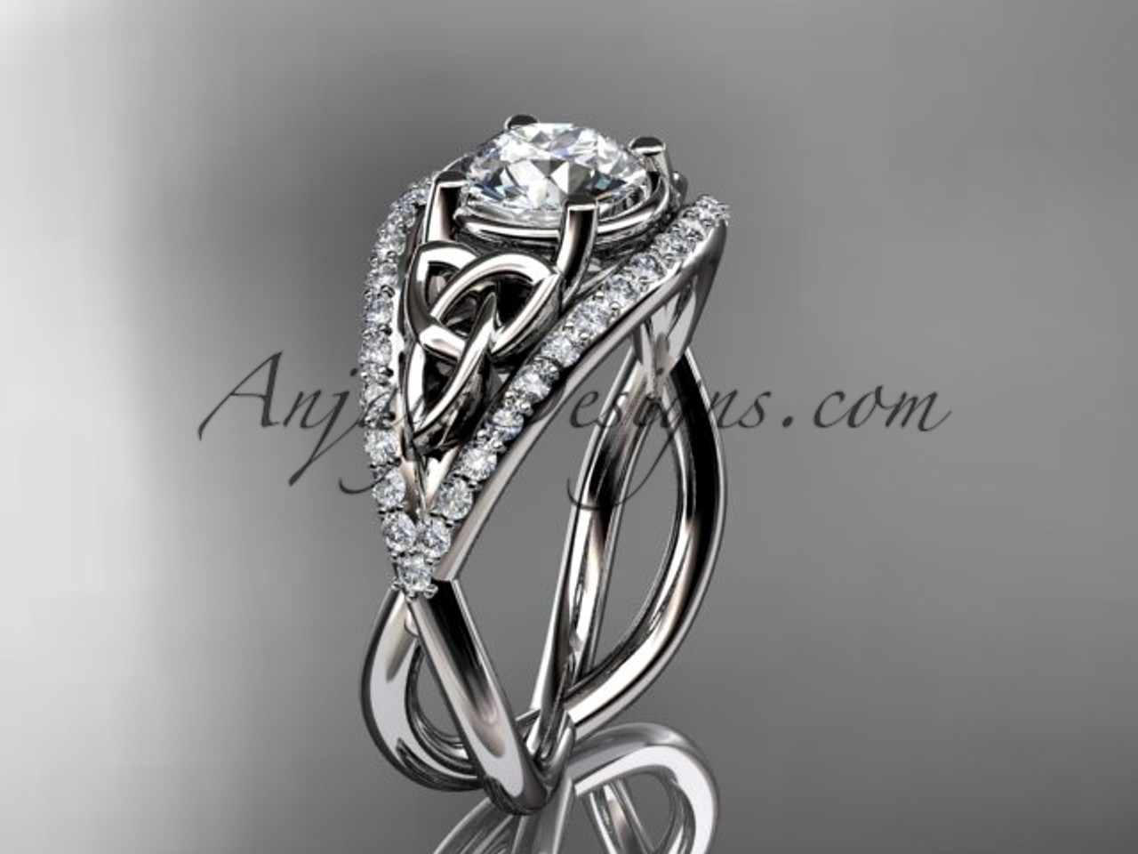 allen wedding knot platinum james item rings nop stg w love ring bands matching