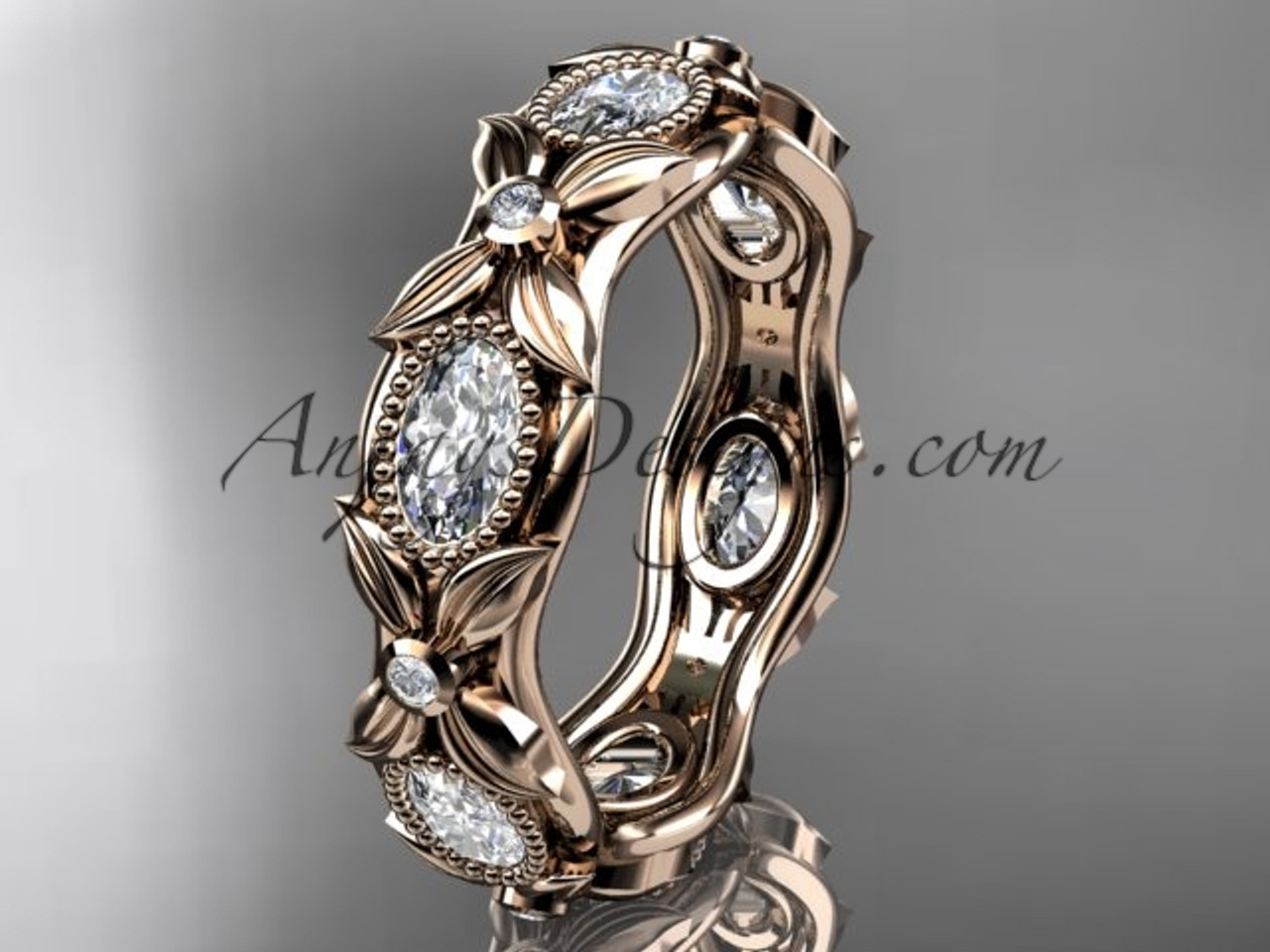 jewellery rings nature engagement andino inspired