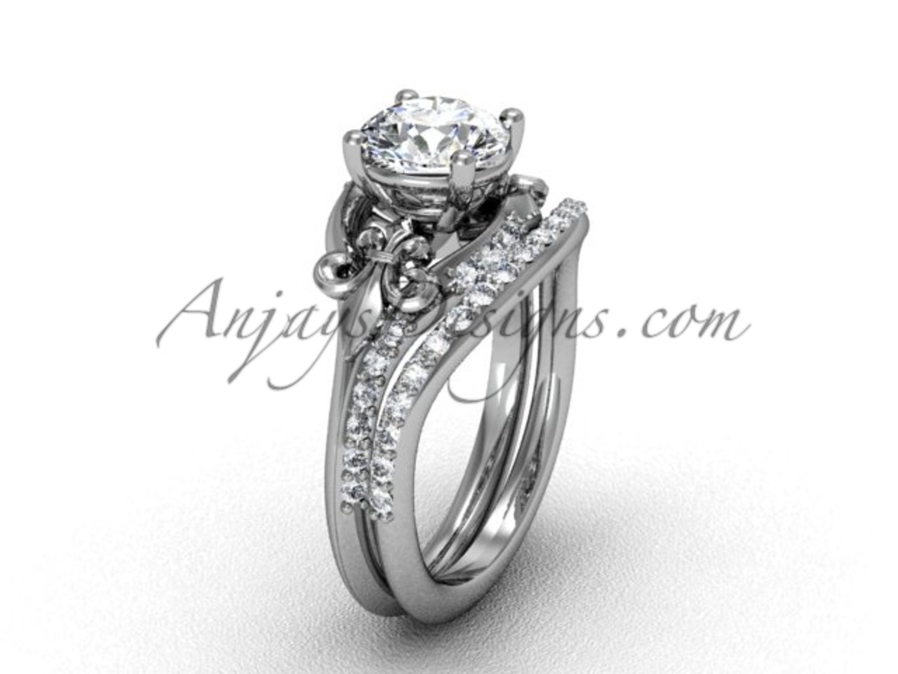 diamond princess a ring shop ctrprincess ctr w wg one g side jewellery engagement