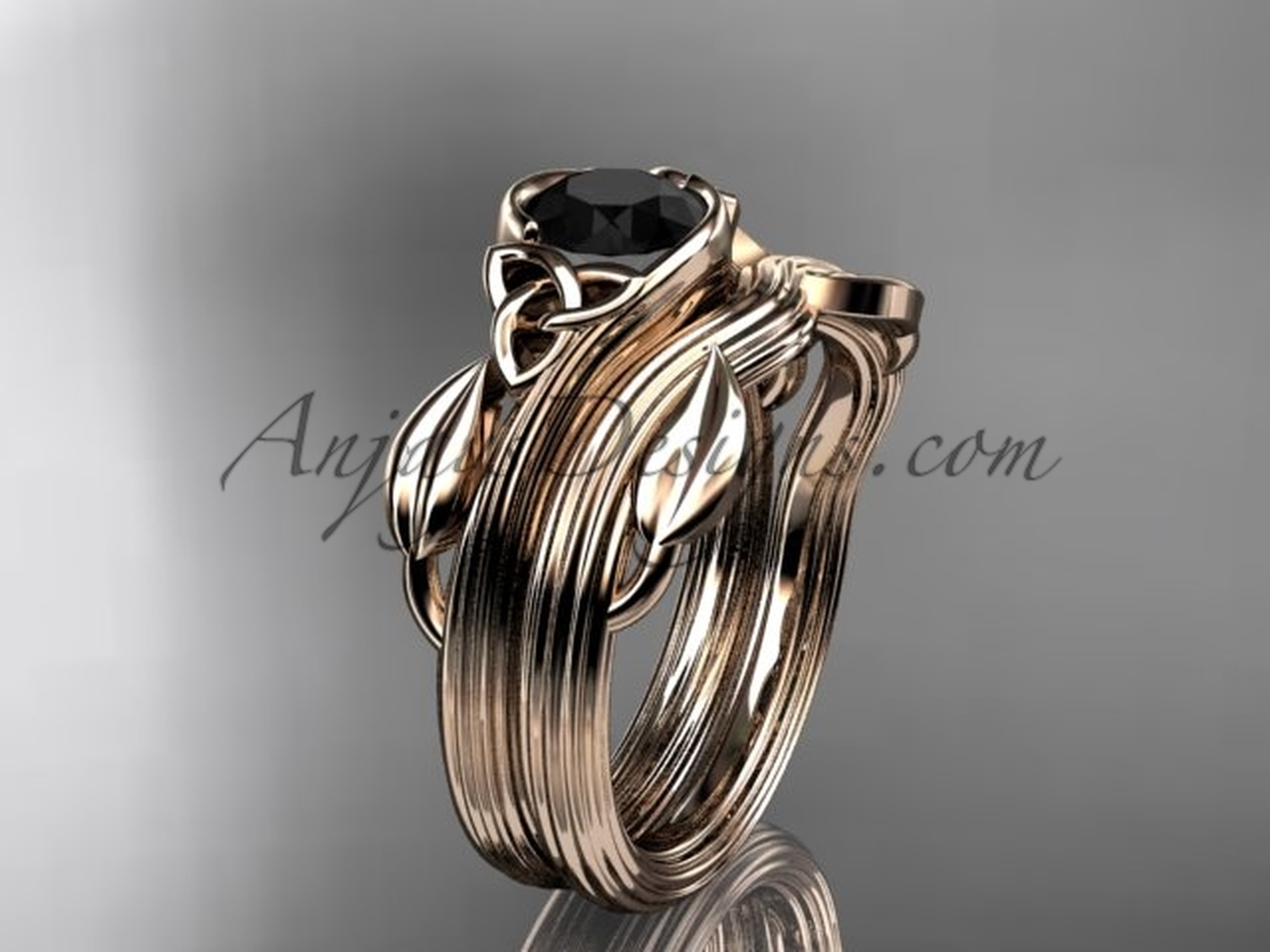 product chinese detail baby jewelry white gifts wholesale open traditional design leaf rings gold
