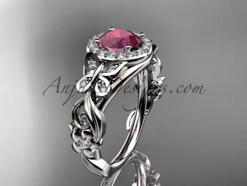 Julys birthstone rings white gold ruby wedding ring adrb525 ruby engagement rings white gold butterfly wedding ring adrb525 junglespirit Image collections