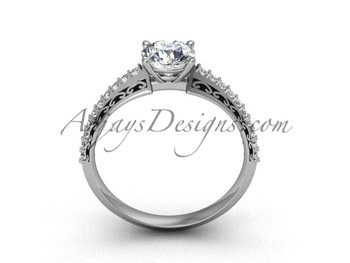 Women S Engagement Rings Diamond Anniversary Ring Sgt626