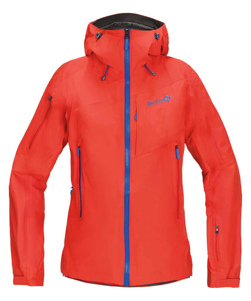Flux jacket women's