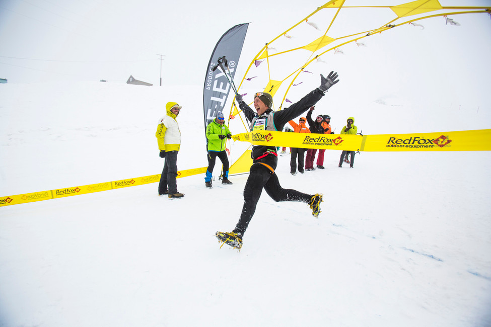 10-th Anniversary International Festival of Extreme Sport Red Fox Elbrus Race 2018 has ended in the Elbrus region.