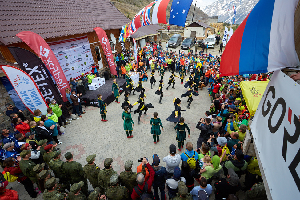 The grand opening of the 10-th anniversary festival Red Fox Elbrus Race 2018