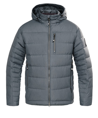 Bergen down jacket men`s