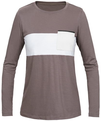 Riverside t-shirt LS women's