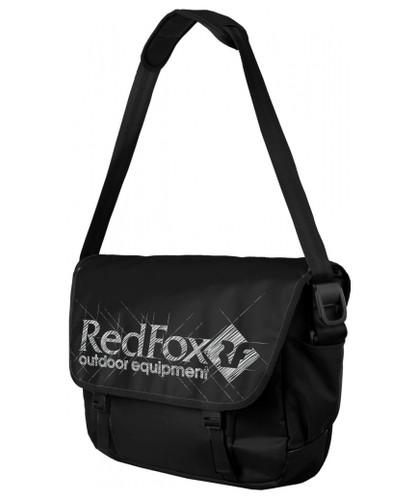 Large Shoulder Tarp Messenger Bag
