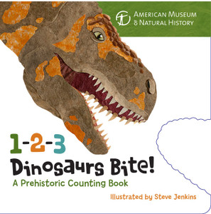 1-2-3 Dinosaurs Bite: A Prehistoric Counting Book - ISBN: 9781402777226