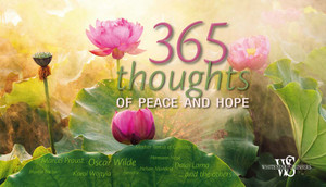 365 Thoughts of Peace and Hope Perpetual Calendar:  - ISBN: 9788854408814