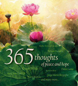 365 Thoughts of Peace and Hope:  - ISBN: 9788854408456