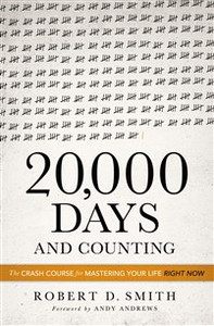 20,000 Days and Counting - ISBN: 9780849948541