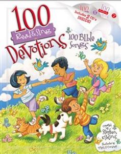 100 Devotions, 100 Bible Songs - ISBN: 9781400317165