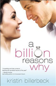 A Billion Reasons Why - ISBN: 9781595547910