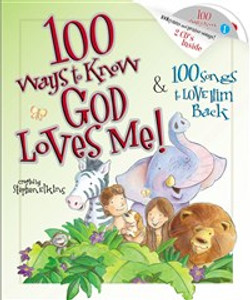 100 Ways to Know God Loves Me, 100 Songs to Love Him Back - ISBN: 9781400311576