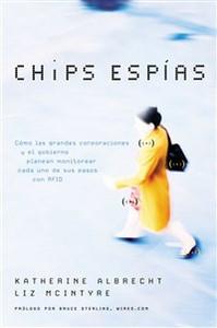 Chips espías - ISBN: 9780881130669