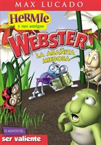 Webster, la arañita miedosa - ISBN: 9780881134797