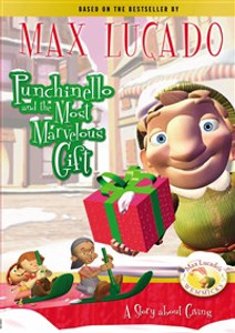 Punchinello and The Most Marvelous Gift - ISBN: 9781400303502