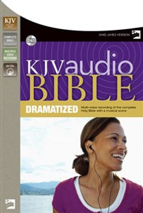 KJV, Complete Bible Dramatized, Audio CD - ISBN: 9780310936091